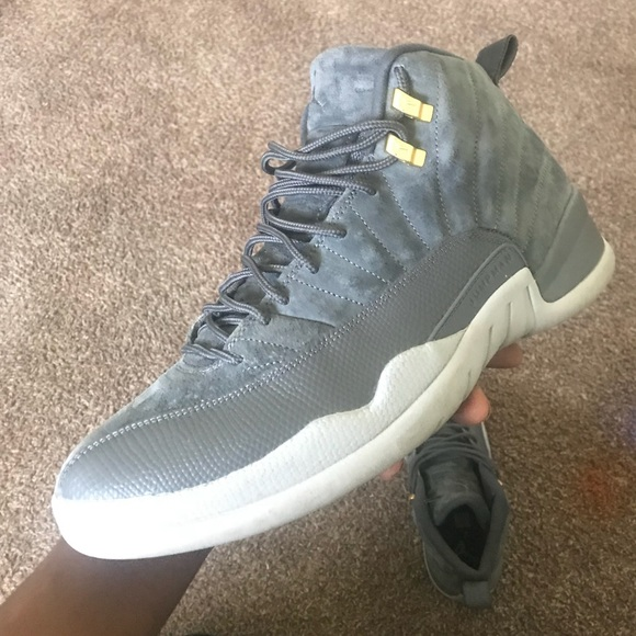 more photos 40722 c1461 Wolf grey 12s NWT